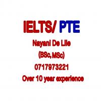 Profile IELTS Trained Teacher - General, Academic, Spoken English