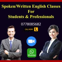 Profile Spoken and Written English Classes for Students and Professionals