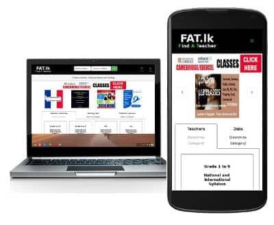 FAT.lk - Banner Advertising