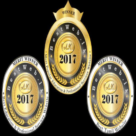 FAT.lk won 3 awards at BestWeb.lk 2017 Competition