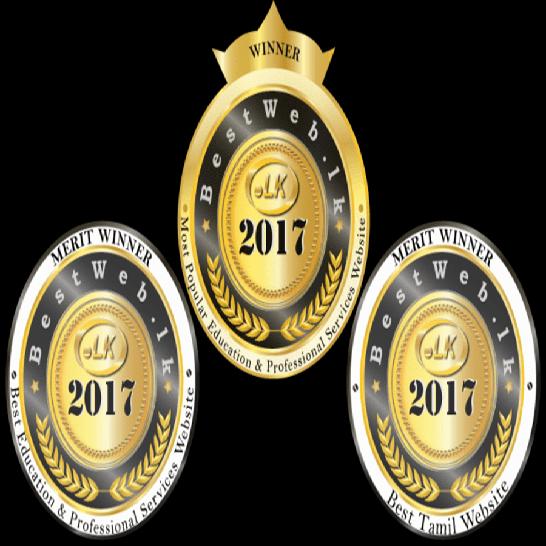FAT.lk won 3 awards at BestWeb.lk 2017 Competition